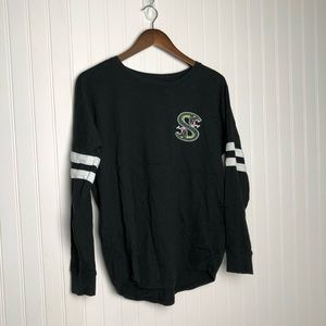 Riverdale south side varsity black long sleeve